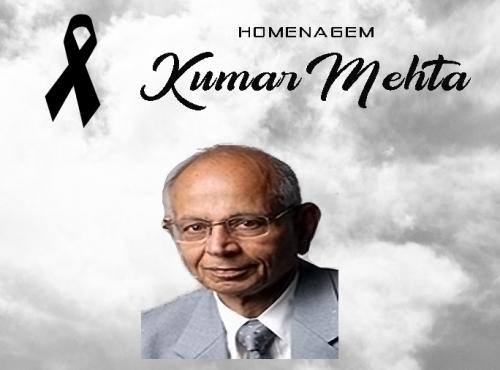 Homenagem professor Kumar Mehta